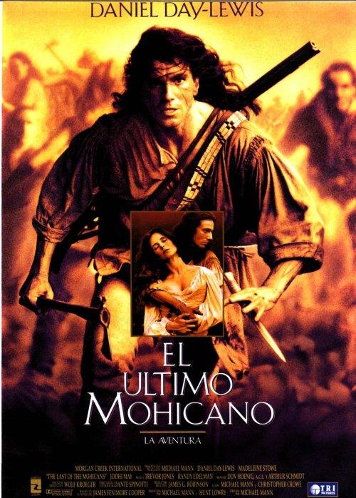 El último mohicano (1992)